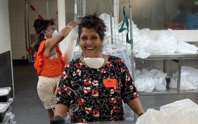 Vrijwilliger in de kijker: Rashida Alibux: 'Ik wil iets doen aan de groeiende eenzaamheid'