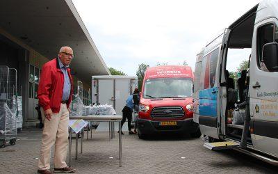 Vrijwilliger in de kijker Arie Mooijman: 'Er is veel verborgen armoede in de stad'